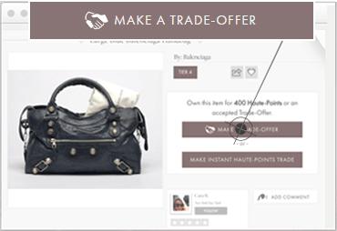 haute-trade-offer
